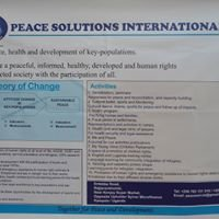 Peace Solutions International - PSI