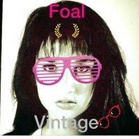 Foal Vintage