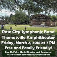 Rose City Symphonic Band
