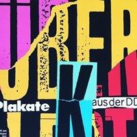 Stiftung Plakat OST - Überklebt
