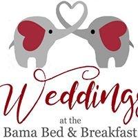 Bama Bed & Breakfast Weddings