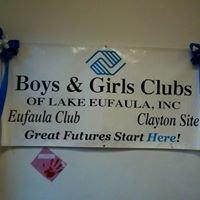 Boys & Girls Clubs of Lake Eufaula, Inc.