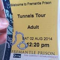 Fremantle Prison Tunnel Tour