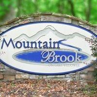 Mountain Brook on Lake Wedowee