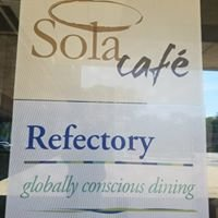 LSTC Refectory and Sola Cafe