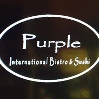 Purple International Bistro Sushi