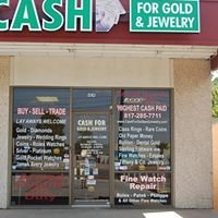 Cash For Gold and Jewelry