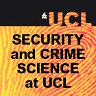 Security and Crime Science at UCL