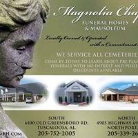 Magnolia Chapel Funeral Homes