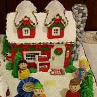 Gingerbread Wonderland Gingerbread Competition 2017