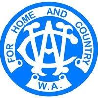 Country Women's Association - CWA - Narrogin Branch