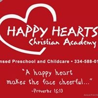 Happy Hearts Christian Academy, LLC.