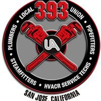 UA Local 393- Plumbers, Steamfitters, and HVACR Service Technicians