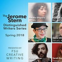 The Jerome Stern Distinguished Writers Series