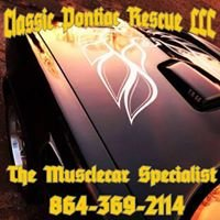 Classic Pontiac Rescue LLC