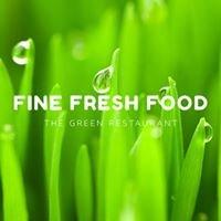 Fine Fresh Food - Thé organic cold-pressed juice bar