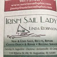 Irish Sail Lady