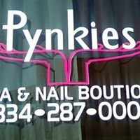 Pynkies The Nail Boss