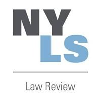 New York Law School Law Review