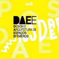 Design e Arquitetura de Espaços Efêmeros - DAEE