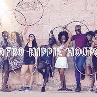 Afro Hippie Hoops