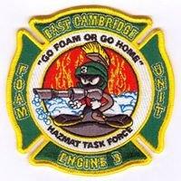 Cambridge Fire Department- Ladder 2 / Engine 3