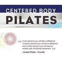 Centered Body Pilates  SF