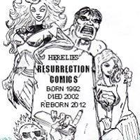 Resurrection Comics