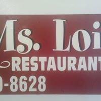 Ms. Lois' Restaurant