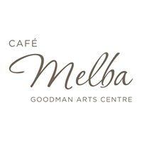 Café Melba at Goodman Arts Centre