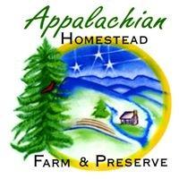 Appalachian Homestead Farm & Preserve, a 501c3