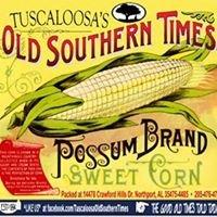 Tuscaloosa's Old Southern Times Magazine