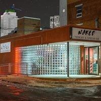 Naked Cyber Cafe