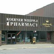 Koerner Whipple Pharmacy & Fireside Gifts