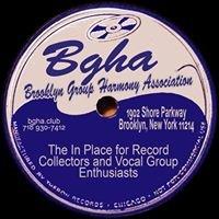 BGHA - Brooklyn Group Harmony Association