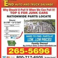 Trails End Auto and Truck Salvage