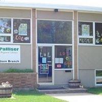 Davidson Branch Palliser Regional Library