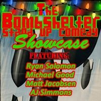 The Bomb Shelter Stand Up Comedy Showcase