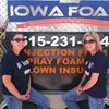 "Iowa Foam Insulation ""Spray Foam Insulation of Tomorrow Sprayed Today"""