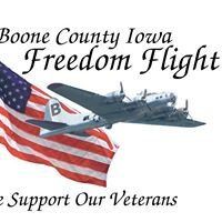 Boone County Freedom Flight        Date is 10/3/2017