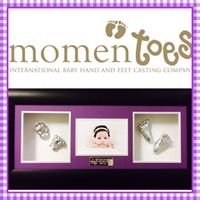 Momentoes Brisbane Bayside, Hand and Feet Casting Company
