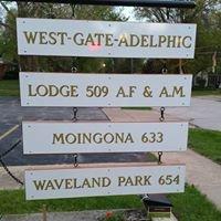 WestGate-Adelphic Masonic lodge 509