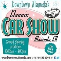 Downtown Alameda Classic Car Show