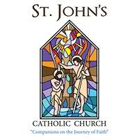 St. John's Catholic Church, Adel