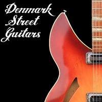 Denmark Street Guitars Hanks Guitar Shop