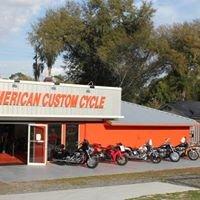 American Custom Cycle