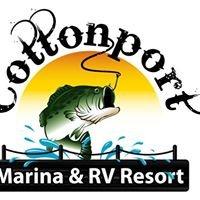 Cottonport Marina and RV Resort