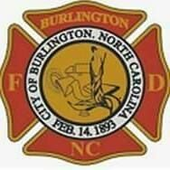 Burlington Fire, NC