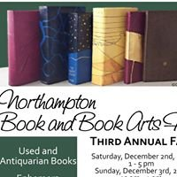 Northampton Book and Book Arts Fair