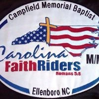 Carolina Faith Riders-Campfield Memorial Baptist Church Chapter